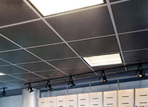 Wonderful Home » Room Acoustics » Acoustic Ceiling Tiles » Metal Foam Acoustic Ceiling  Tiles